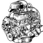 Engine/Gearbox Floride