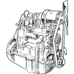 Engine/Gearbox